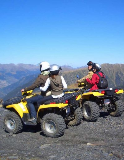 Exploring Spain on ATV's
