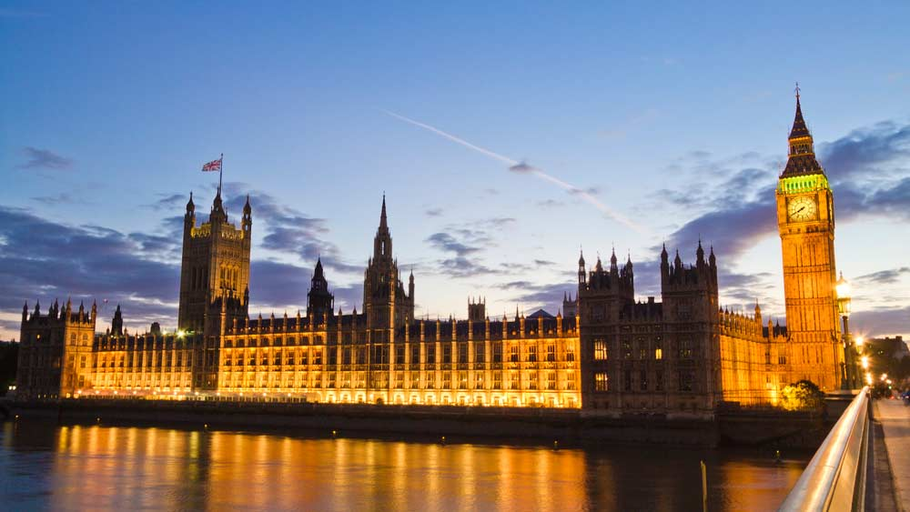 Parlement du Royaume-Uni Londres, Angleterre