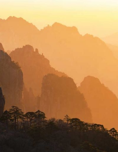 Anhui Huangshan — China Star