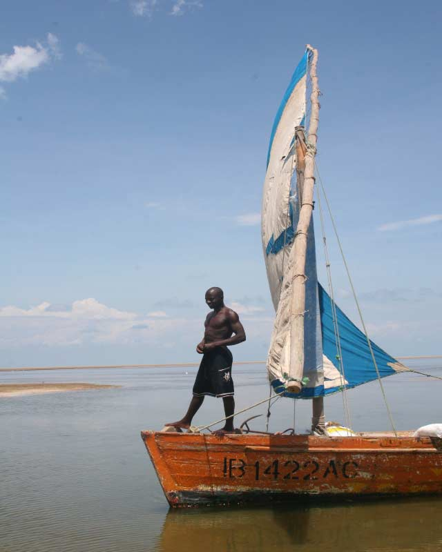 Mozambique — © Diamond Travel