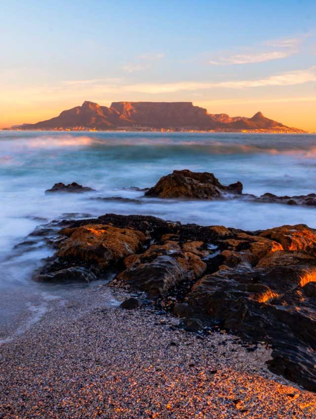 Cape Town — © Diamond Travel