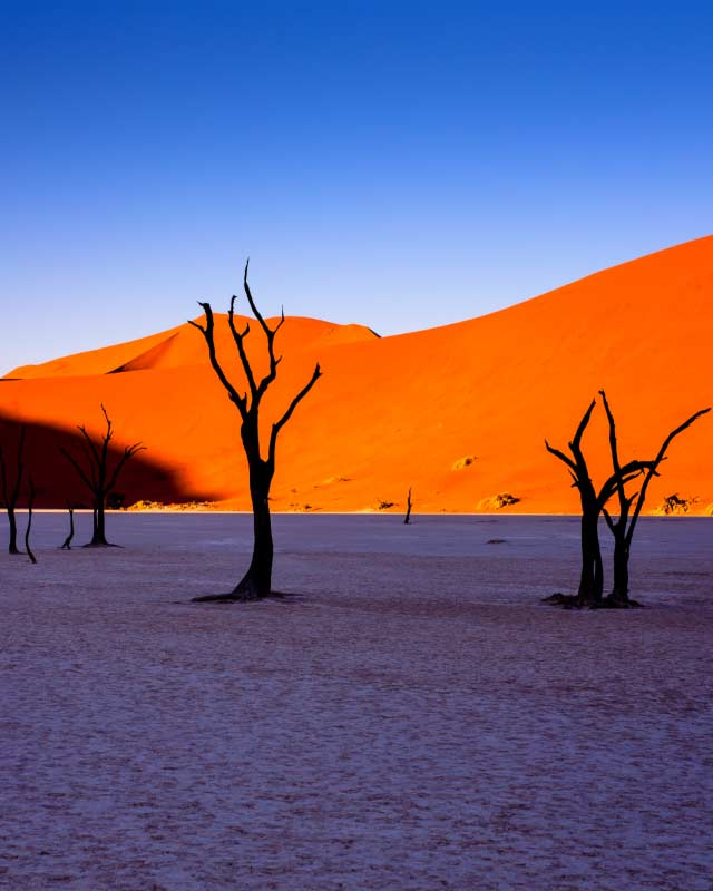 Sossusvlei in Namibia — © Diamond Travel