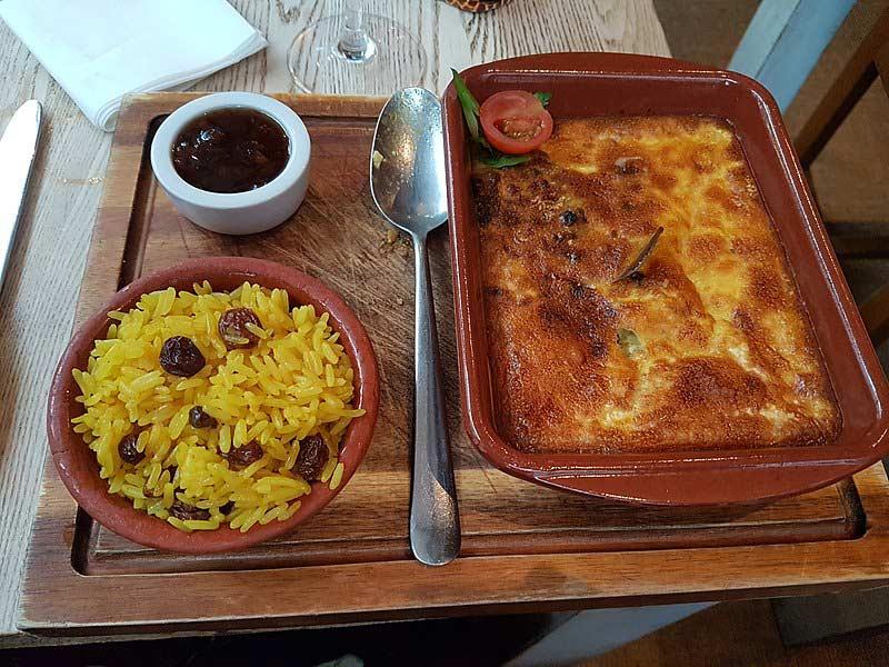 Malay Cuisine — © Diamond Travel