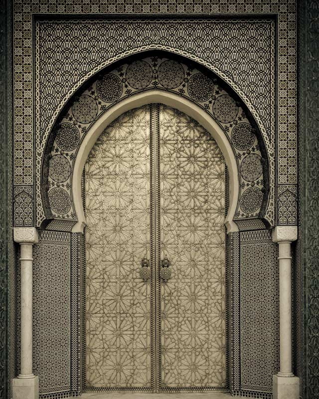 One of many gates in Moroccan imperial cities — © KTI Events