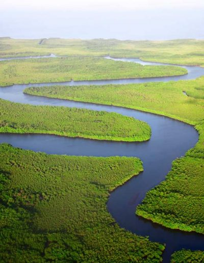 The amazon in French Guiana — © ADN Amazonia