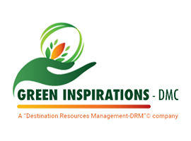 Green Inspirations DMC-DRM logo
