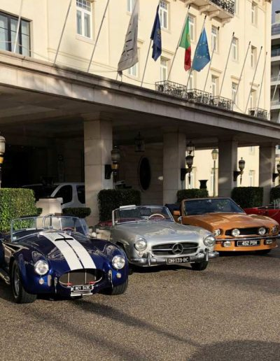 Abreu Events Portugal slide Classical Cars