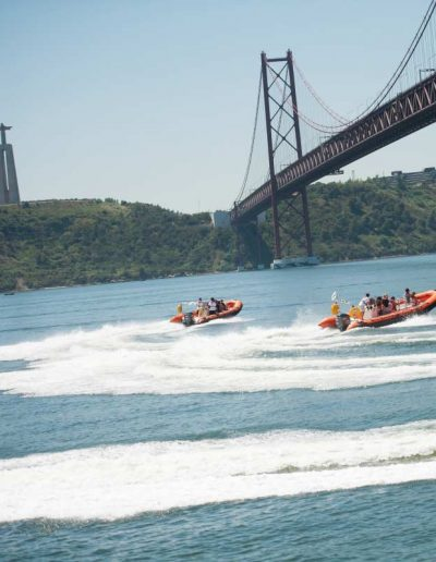 Abreu Events Portugal slide Speedboats