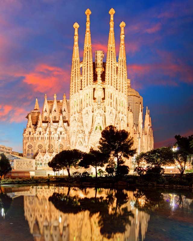 Barcelona — Abreu Events