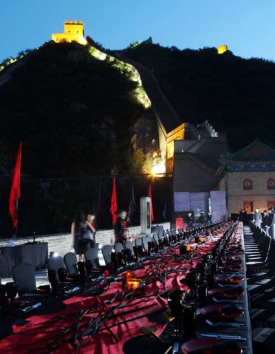 Dining on the Great — Destination China