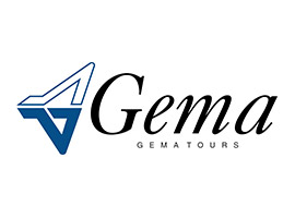 Gema Tours logo