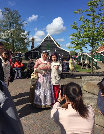 Taking your picture at the Kinderdijk — Incentive Europe