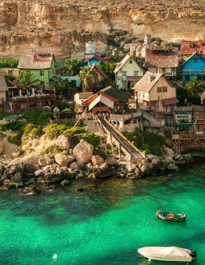 Popeye-Village-,-Mellieha,-Malta