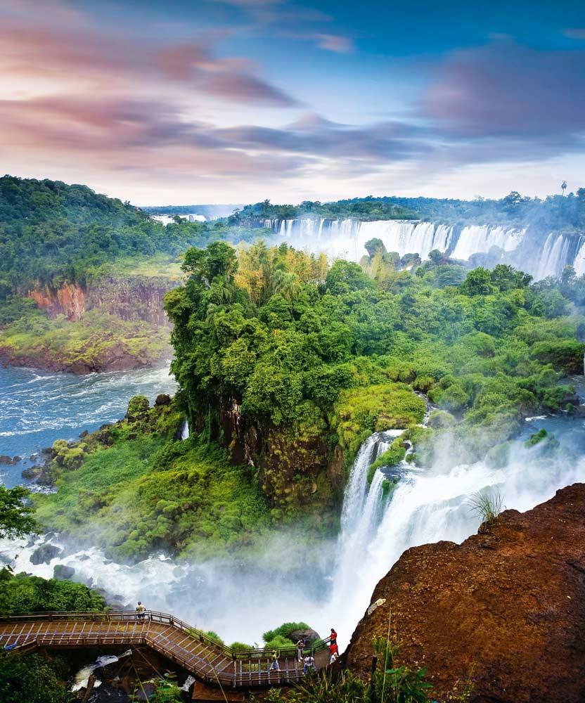 Iguazu Falls — © Rubra DMC
