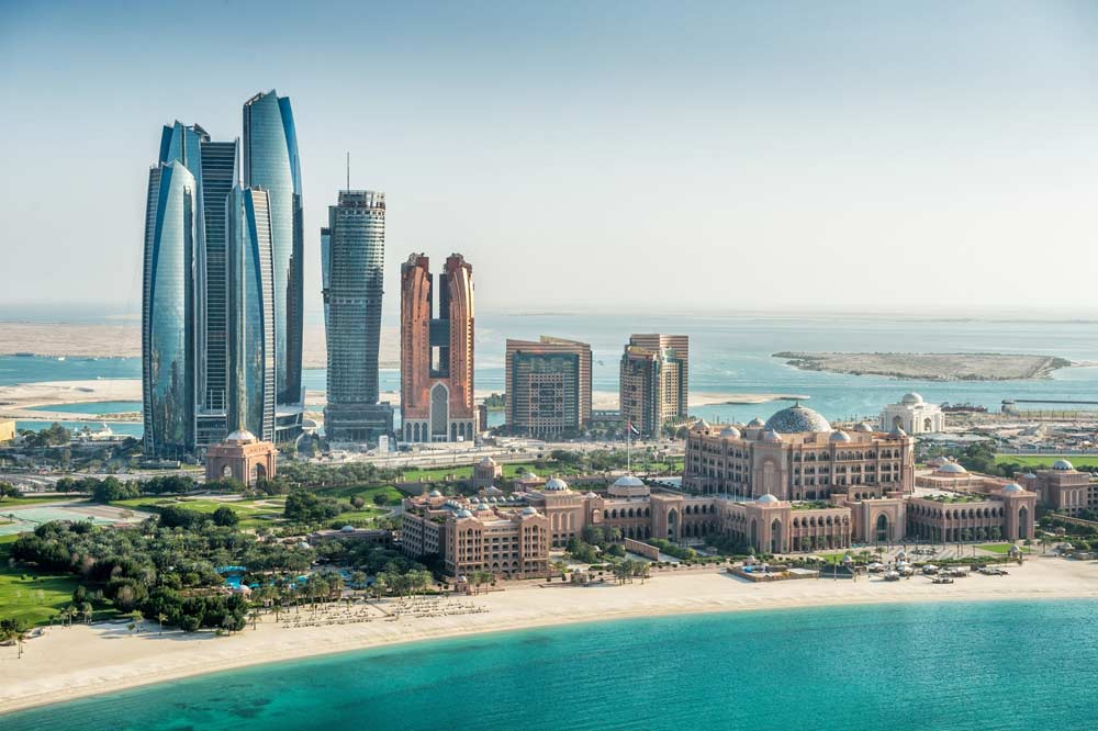 Abu Dhabi — Destination Arabia
