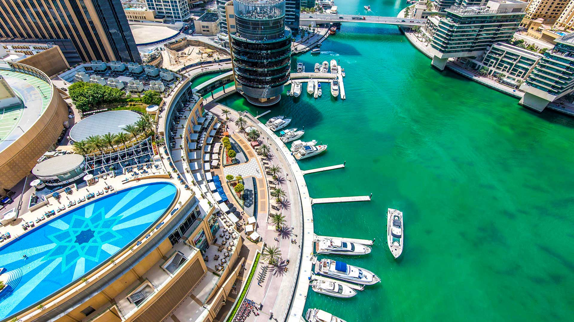 Dubai Marina — Destination Arabia