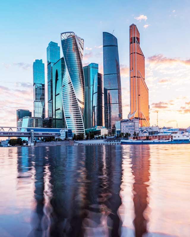 Moscow — Talarii DMC