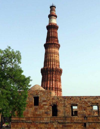 Qutub Minar — Hi Tours