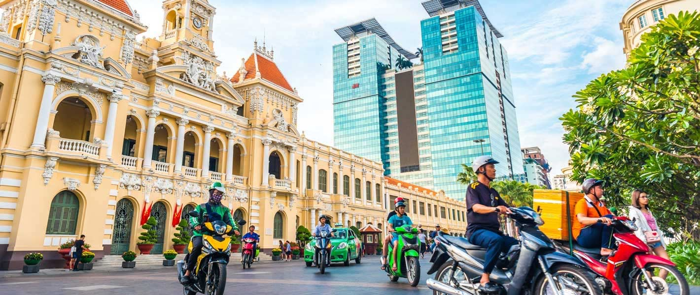Ho Chi Minh City - Realistic Asia