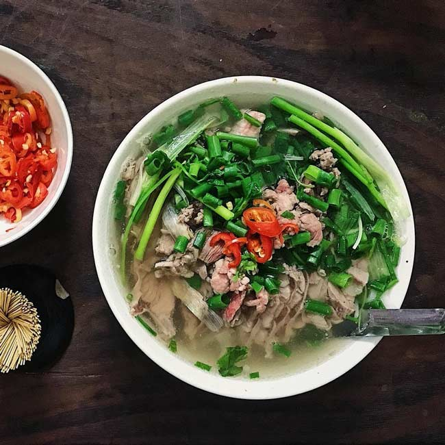 Pho Soup - Realistic Asia