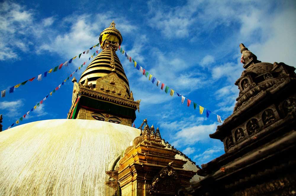 Swayambunath — Nepal, Hi Tours