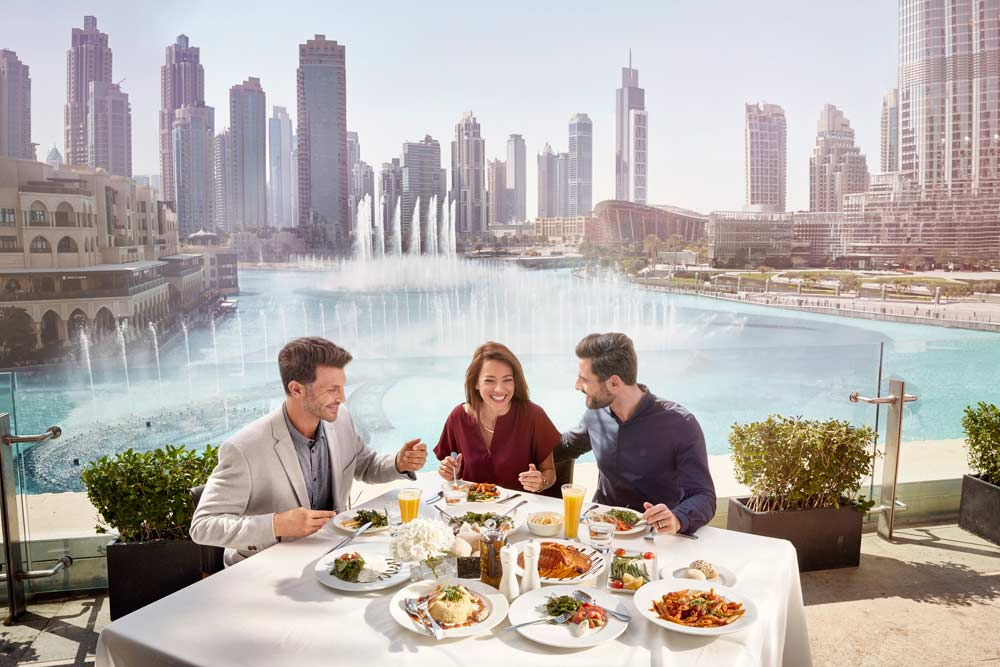 Gastronomy — UAE, Equifax Tourism & Travel LLC