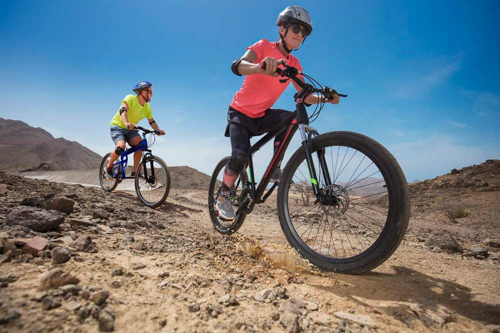 Mountainbiking — UAE, Equifax Tourism & Travel LLC