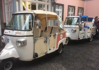 Fam Trip à Madère - voiture