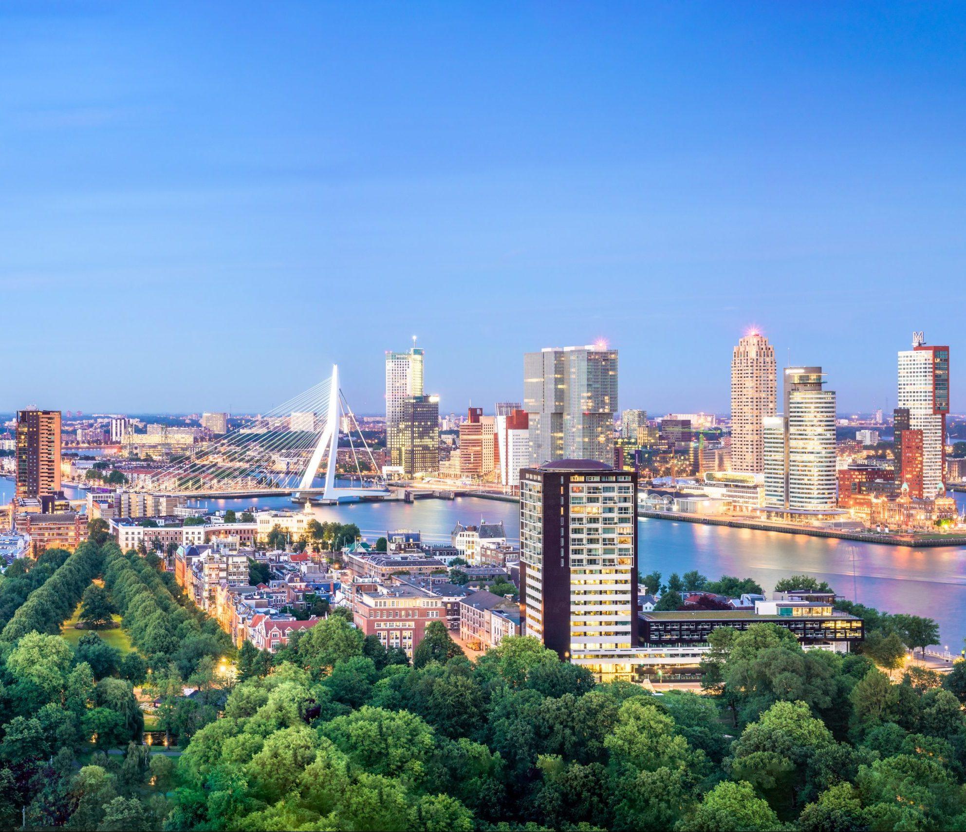 Modern architecture, Rotterdam