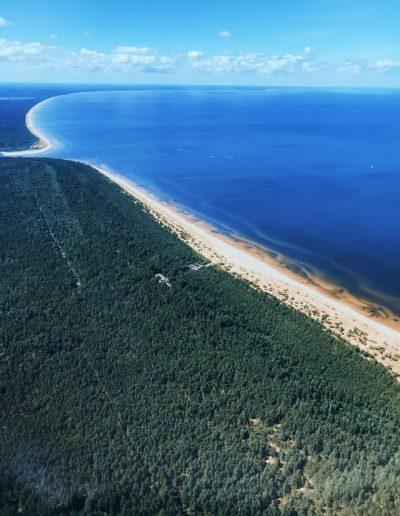 Beach Latvia